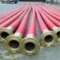 厂家直销大口径胶管 石油钻探大口径胶管总成 耐火高压胶管